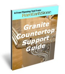 FREE Countertop Support Guide